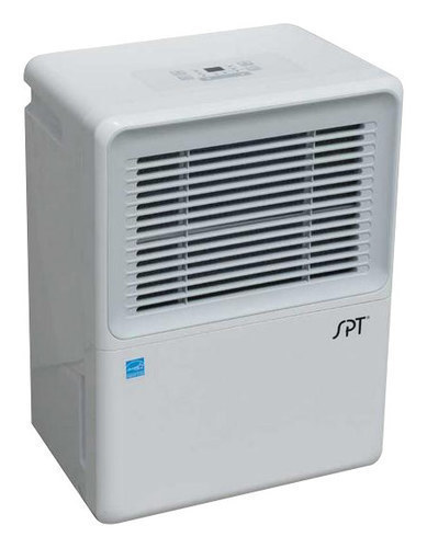 SPT - 60-Pint Dehumidifier - White
