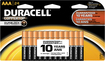 Duracell - CopperTop AAA Batteries (24-Pack) - Black
