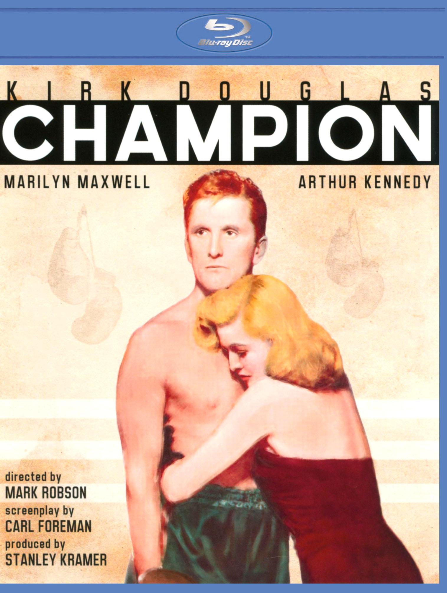 Champion [blu-ray] 21029295