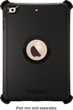 OtterBox - Defender Series Case for Apple® iPad® mini - Black