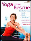 Yoga To The Rescue For Pain Free Back Neck & (2 Disc) (DVD)