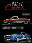 Great Cars: Television Series: Mustang & Corvette (DVD)