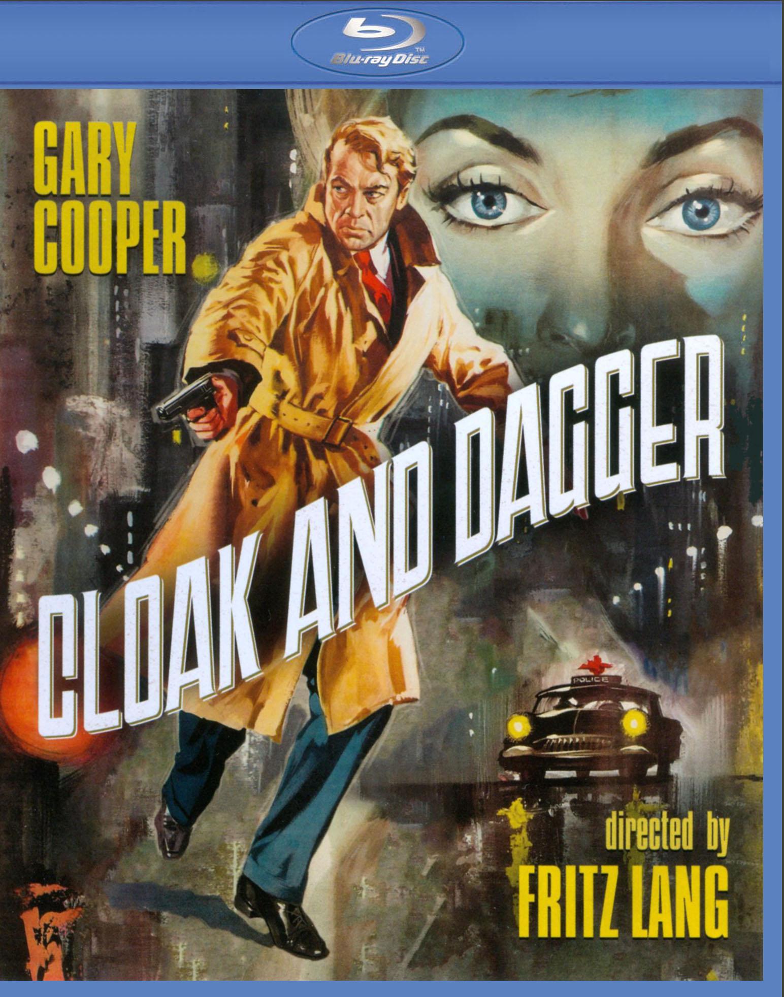 Cloak And Dagger [blu-ray] 21077415