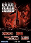 Spaghetti Westerns Unchained [4 Discs] (dvd) 21089862