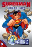Superman Super-villains: Brainiac (dvd) 21156894