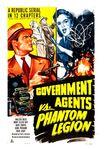 Government Agents Vs. Phantom Legion (dvd) 21157875