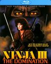 Ninja Iii: The Domination [2 Discs] [dvd/blu-ray] 21175974