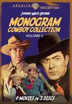 The Monogram Cowboy Collection, Vol. 5: Starring Johnny Mack Brown (dvd) 21185161