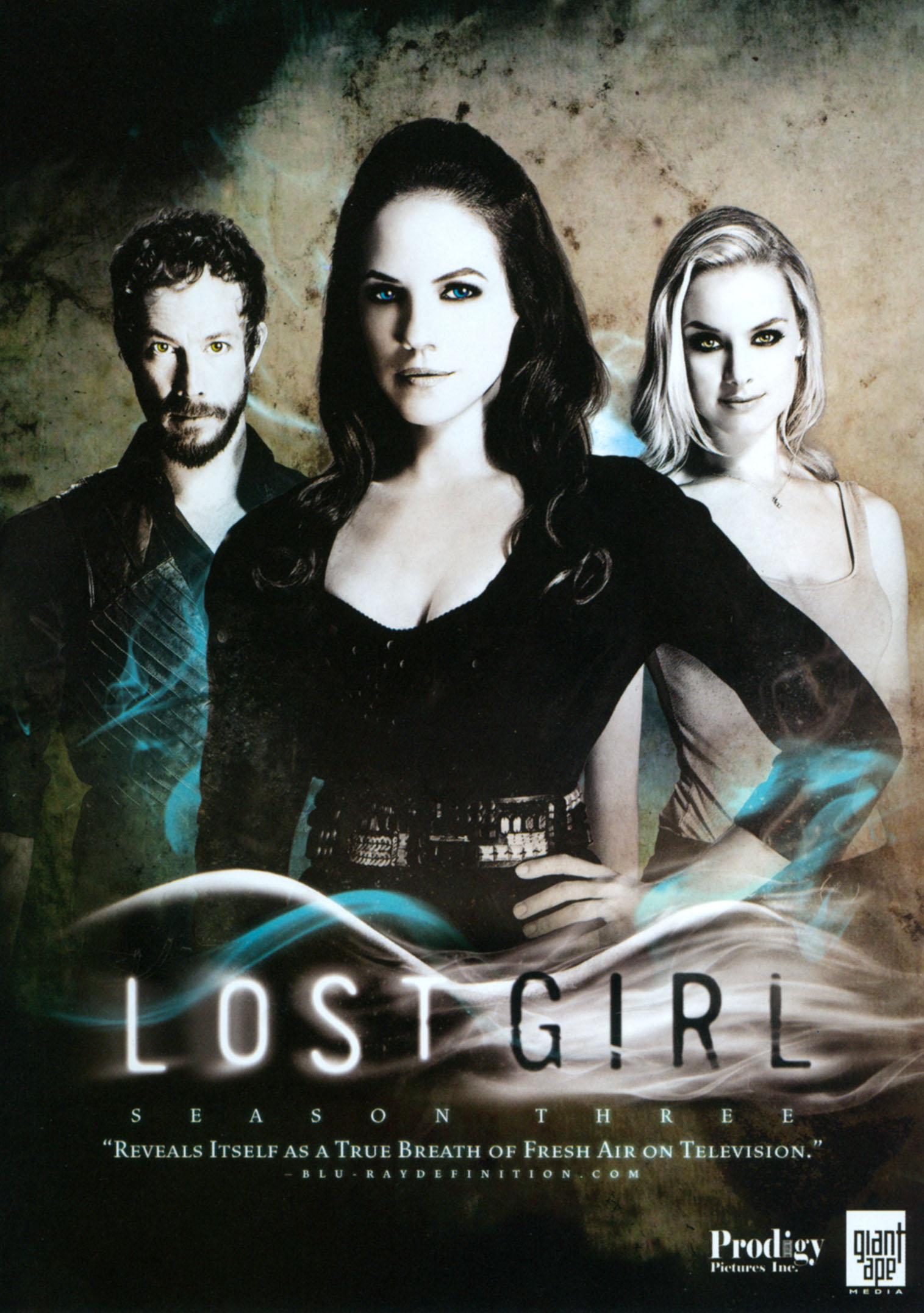 Lost Girl: Season Three [5 Discs] (dvd) 2119008