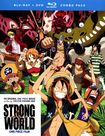 One Piece: Strong World [2 Discs] [blu-ray/dvd] 2119122