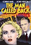 The Man Called Back (dvd) 21237468