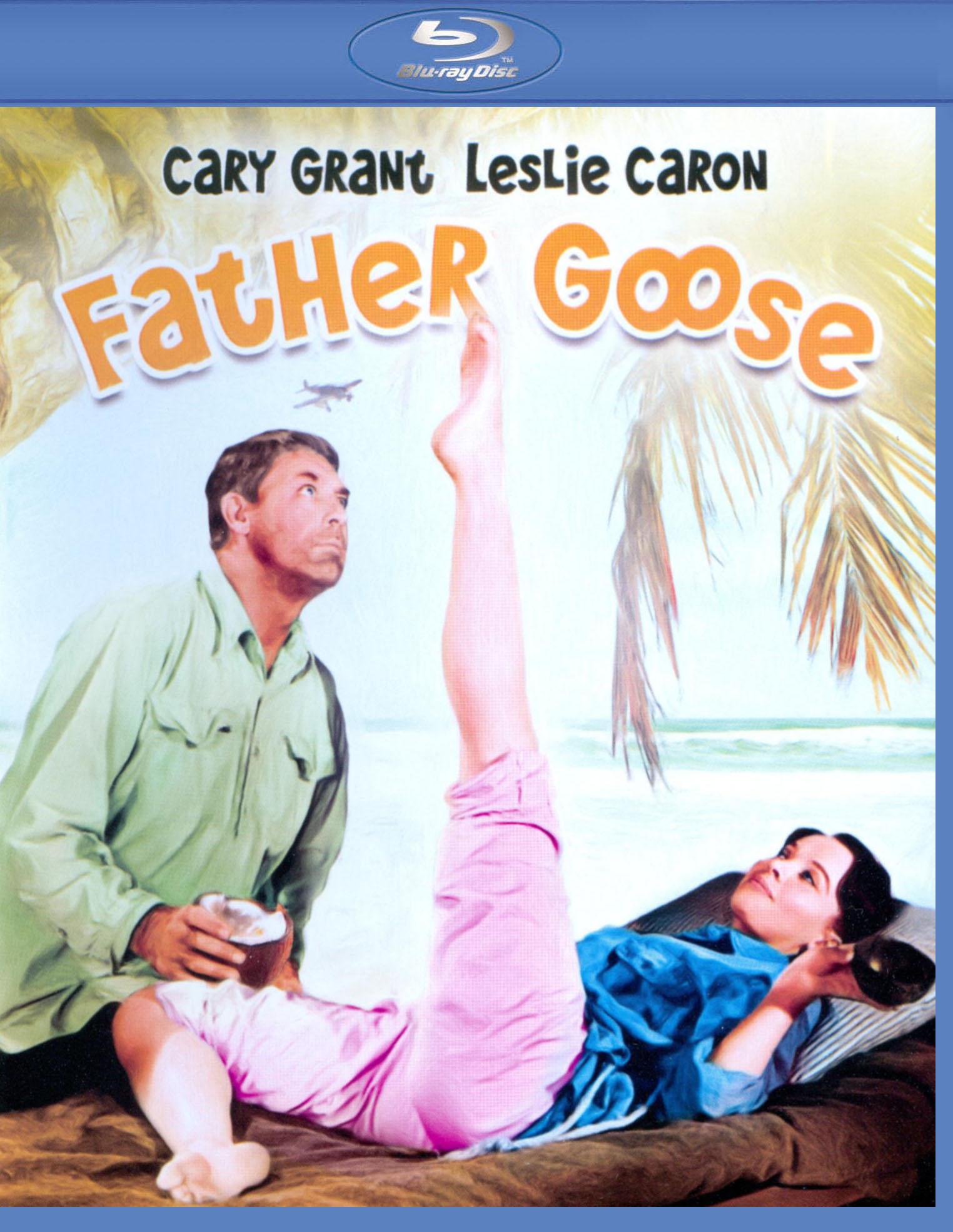 Father Goose [blu-ray] 21251725