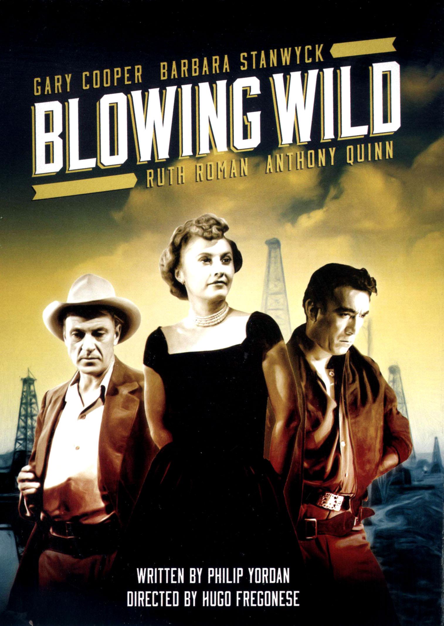 Blowing Wild (dvd) 21259827
