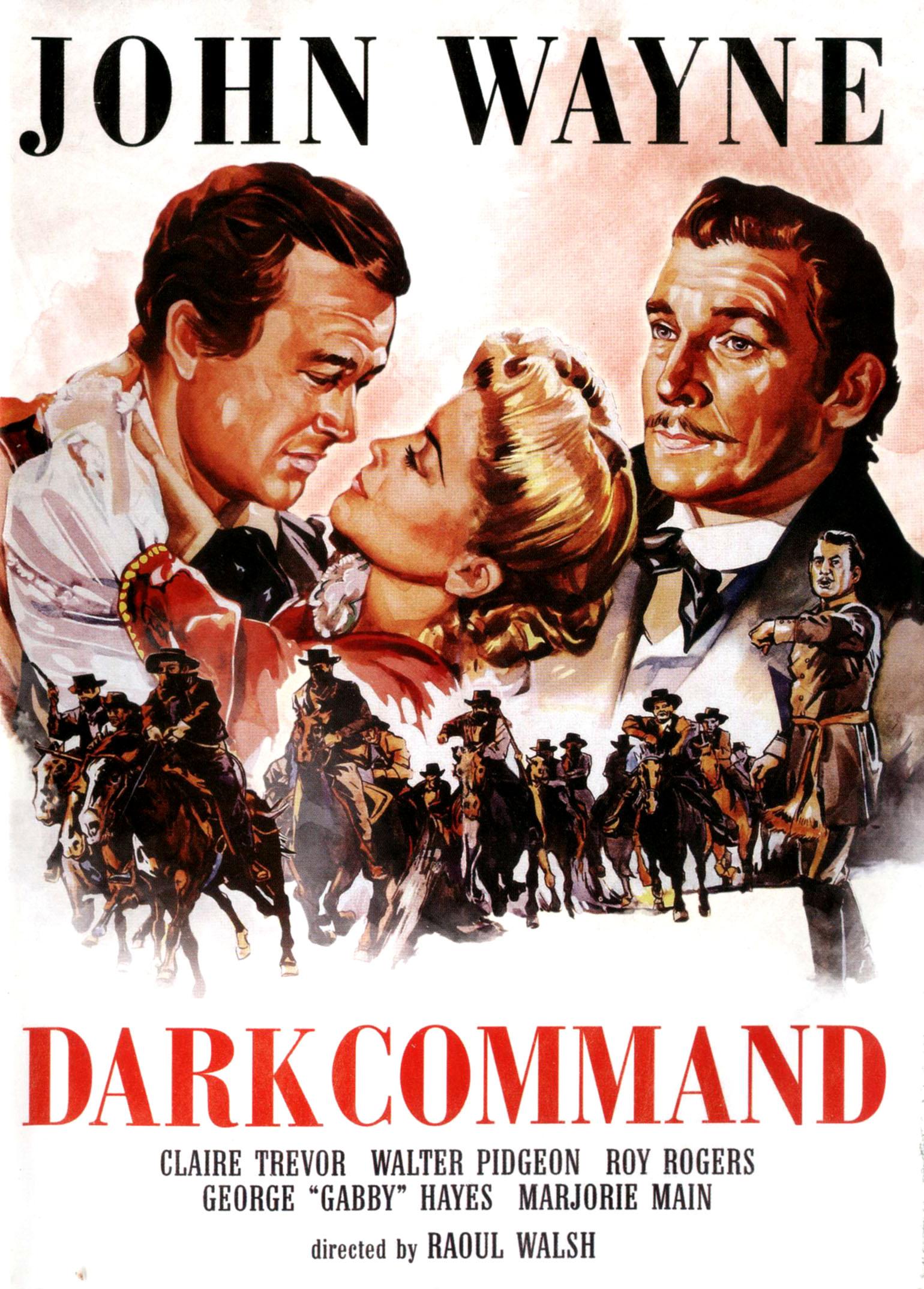 Dark Command (dvd) 21259863