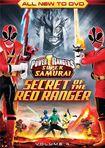 Power Rangers Super Samurai, Vol. 4: The Secret Of The Red Ranger (dvd) 21268219