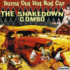 Burnt Out Hot Rod Car - CD
