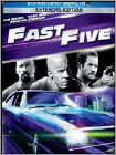 Fast Five - Blu-ray Disc 2011