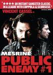 Mesrine: Public Enemy #1, Part 2 (dvd) 2128549