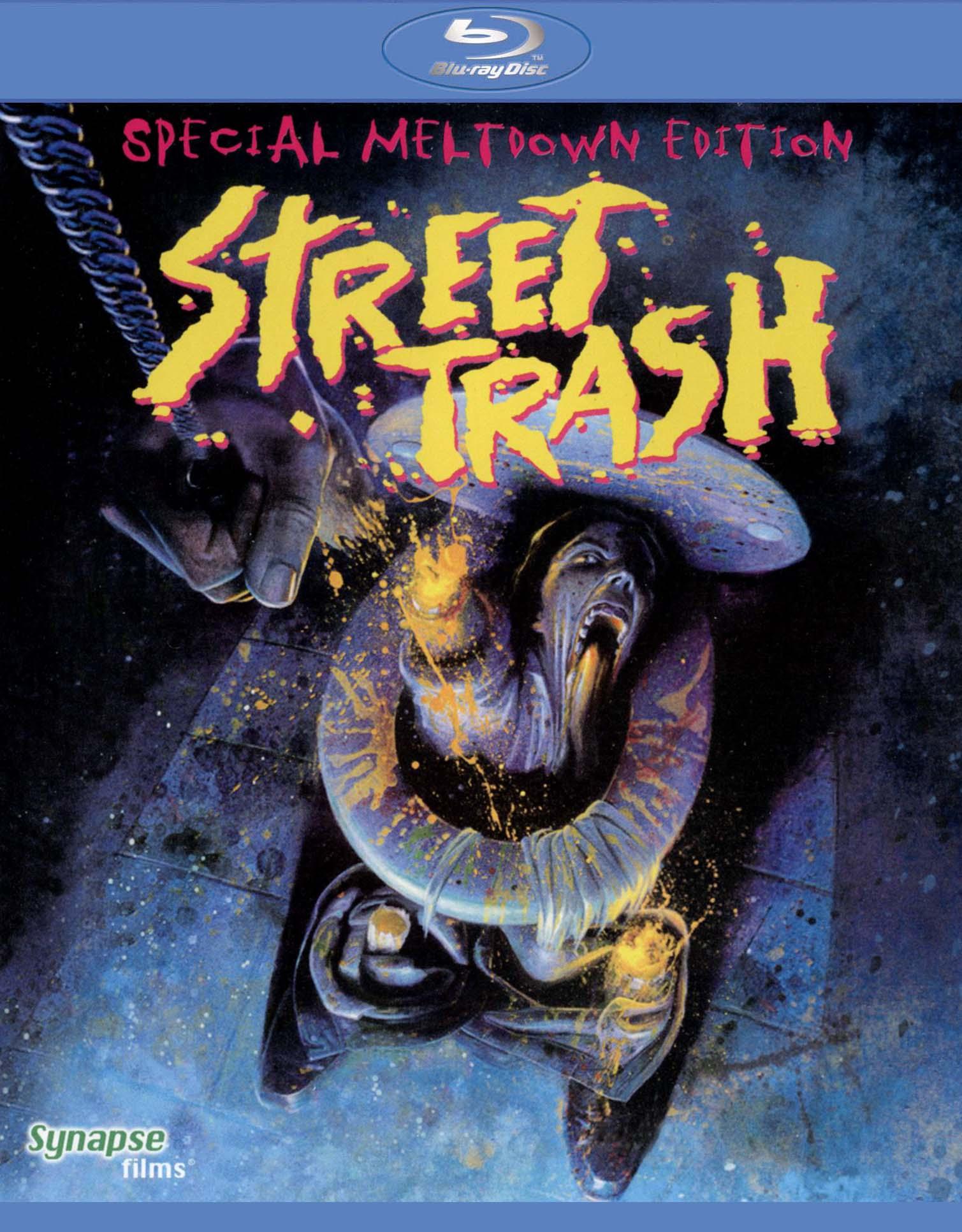 Street Trash [special Meltdown Edition] [blu-ray] 21300312