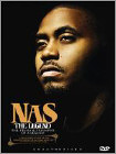 Nas: The Legend - Unauthorized (DVD) 2013