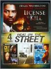 4-Movie Heat on the Street (DVD)