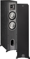 "Klipsch - Icon Dual 8"" 2-Way Floor Speaker (Each)"