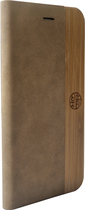 Reveal - Nature Fusion Folio Case for Apple® iPhone® 6 - Brown