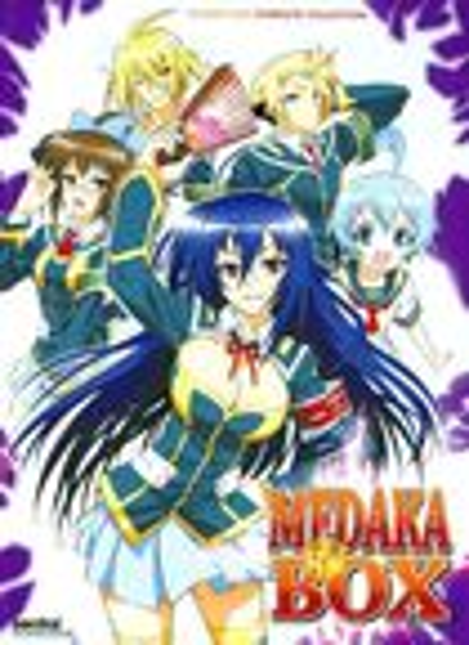 Medaka Box: Complete Collection [3 Discs] (dvd) 21400505
