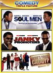 Soul Men/janky Promoters/who's Your Caddy? [3 Discs] (dvd) 21419955