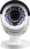 Swann - Add-On Indoor/Outdoor High-Definition Surveillance Camera - White
