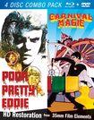 Poor Pretty Eddie/carnival Magic [4 Discs] [blu-ray/dvd] 21428344