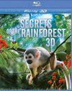 Secrets Of The Rainforest 3d [3d] [blu-ray] (blu-ray 3d) 21464196