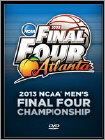 2013 NCAA Men's Basketball Championship: The Louisville Cardinals' Third National Championship (DVD) (Eng) 2013