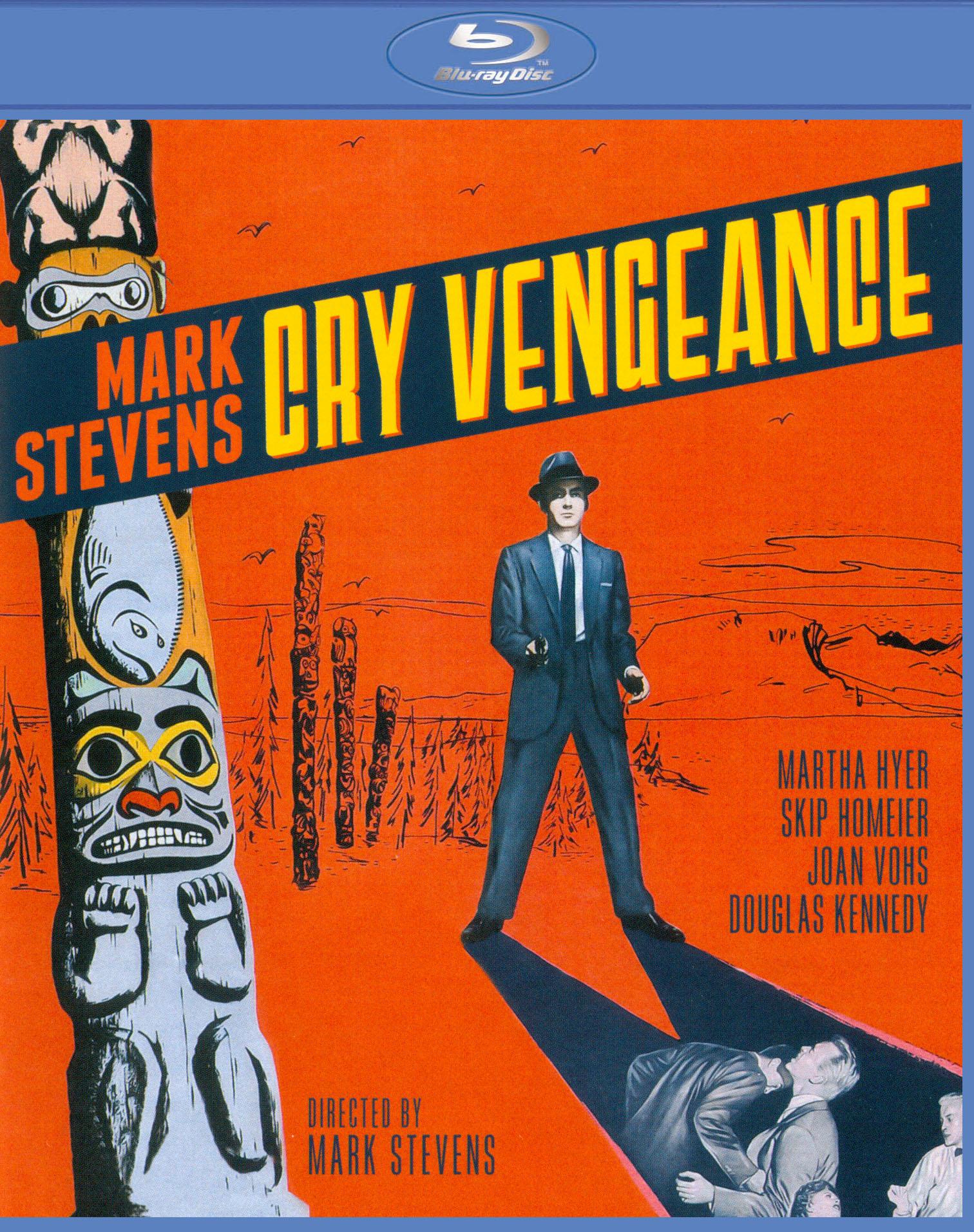 Cry Vengeance [blu-ray] 21522876