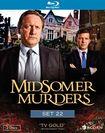 Midsomer Murders: Set 22 [2 Discs] [blu-ray] 21548258