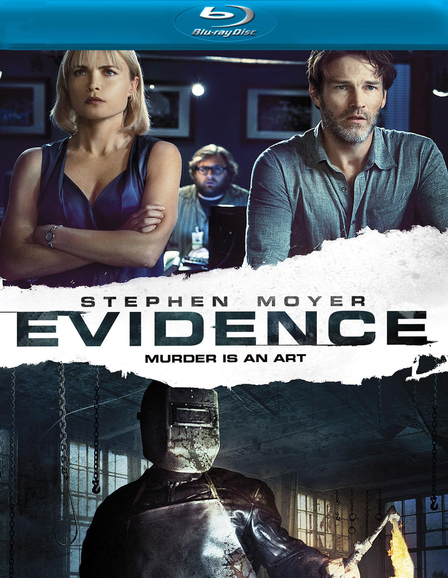 Evidence [blu-ray] 21548991