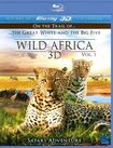 Wild Africa 3d, Vol. 1: Safari Adventure [3d] [blu-ray] 21585112