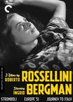 3 Films By Roberto Rossellini Starring Ingrid Bergman [criterion Collection] [5 Discs] (dvd) 21616356