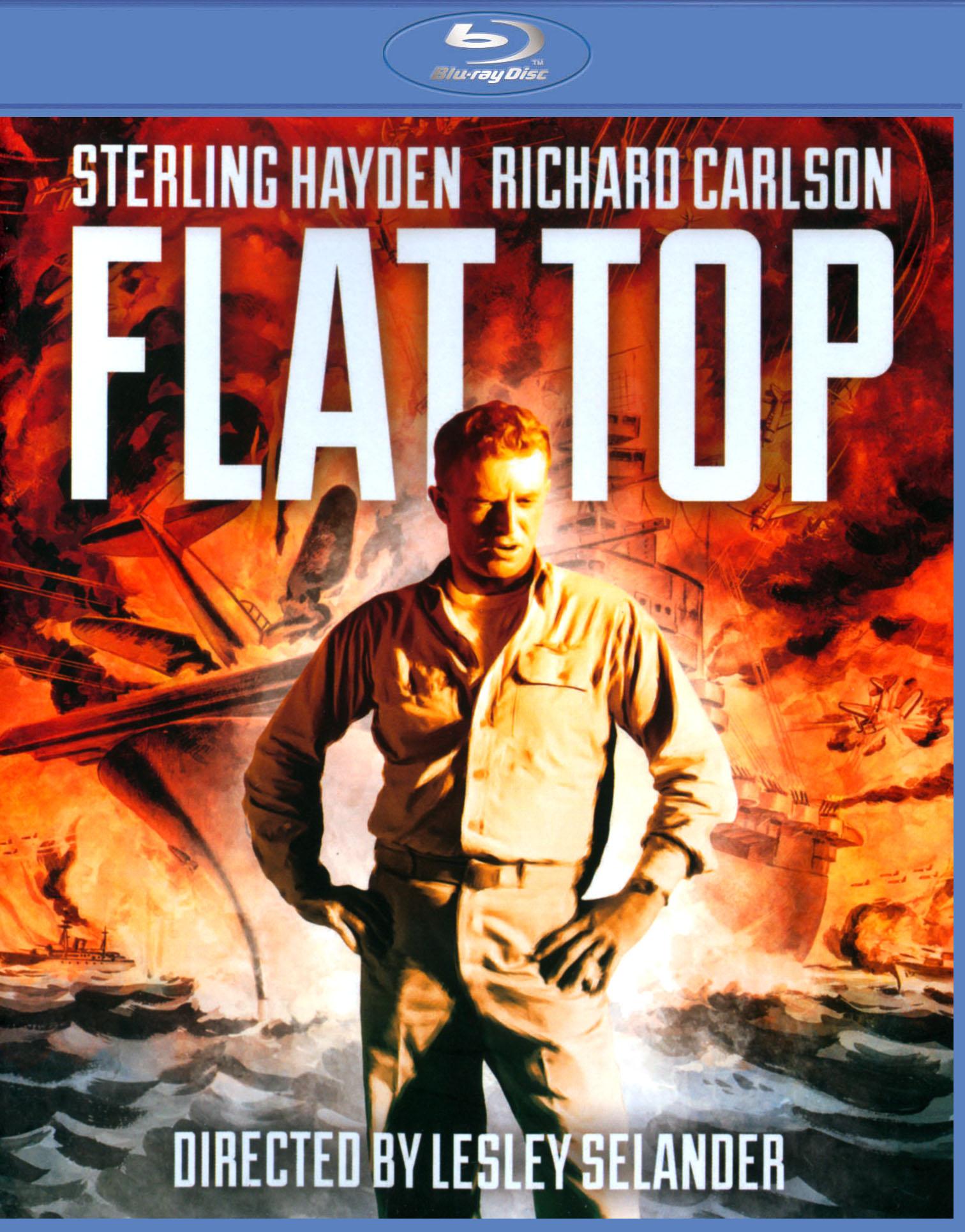 Flat Top [blu-ray] 21624567
