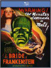 The Bride Of Frankenstein (blu-ray Disc) 4601105