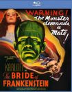 The Bride Of Frankenstein [blu-ray] 21625257