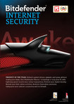 Bitdefender Internet Security (3-User) (1-Year Subscription) - Windows