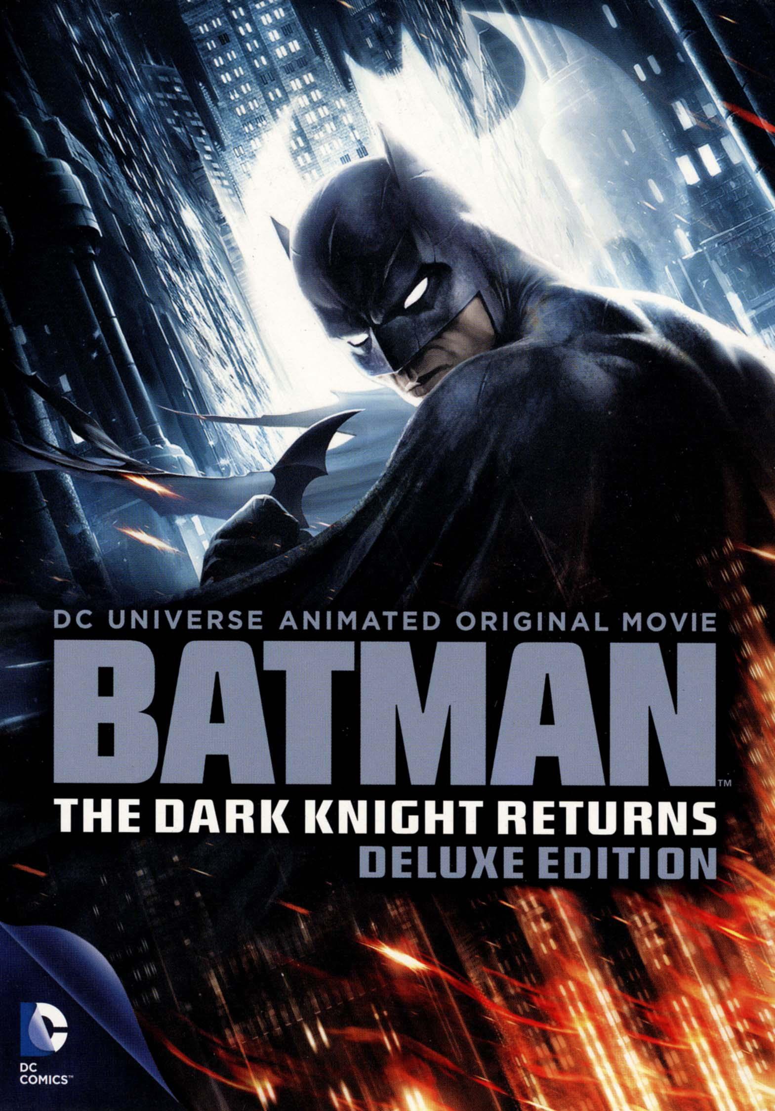 Batman: The Dark Knight Returns [deluxe Edition] [2 Discs] (dvd) 21646107