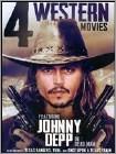 4-Movies Western: Featuring Johnny Depp in Dead Man (DVD)