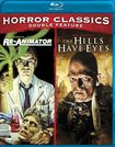 Horror Classics Double Feature: Re-animator/the Hills Have Eyes [2 Discs] [blu-ray] 21689975