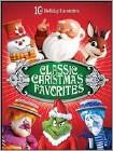 CLASSIC CHRISTMAS FAVORITES (4PC) / (FULL BOX) (DVD) (4 Disc) (Boxed Set)