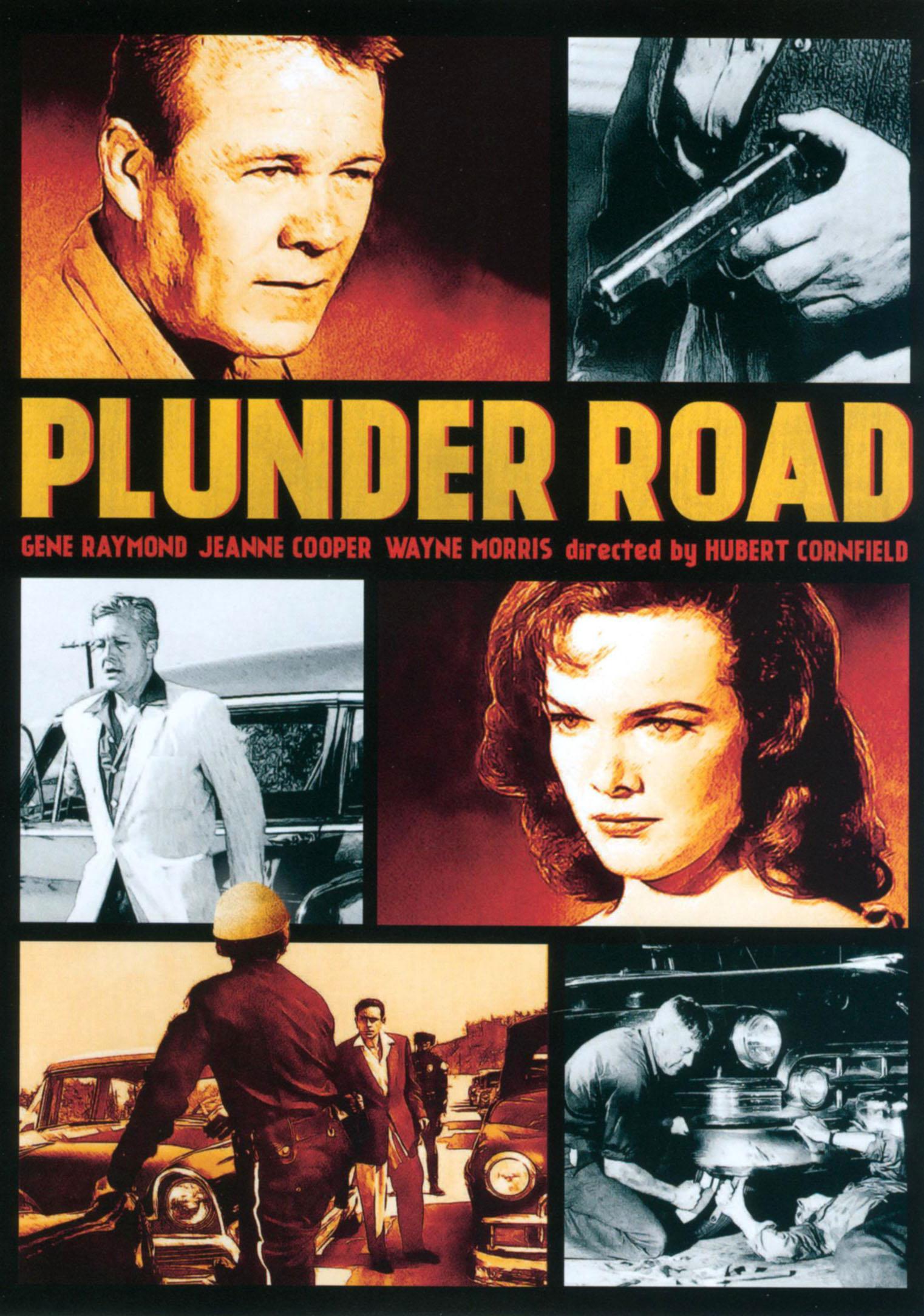 Plunder Road (dvd) 21701186