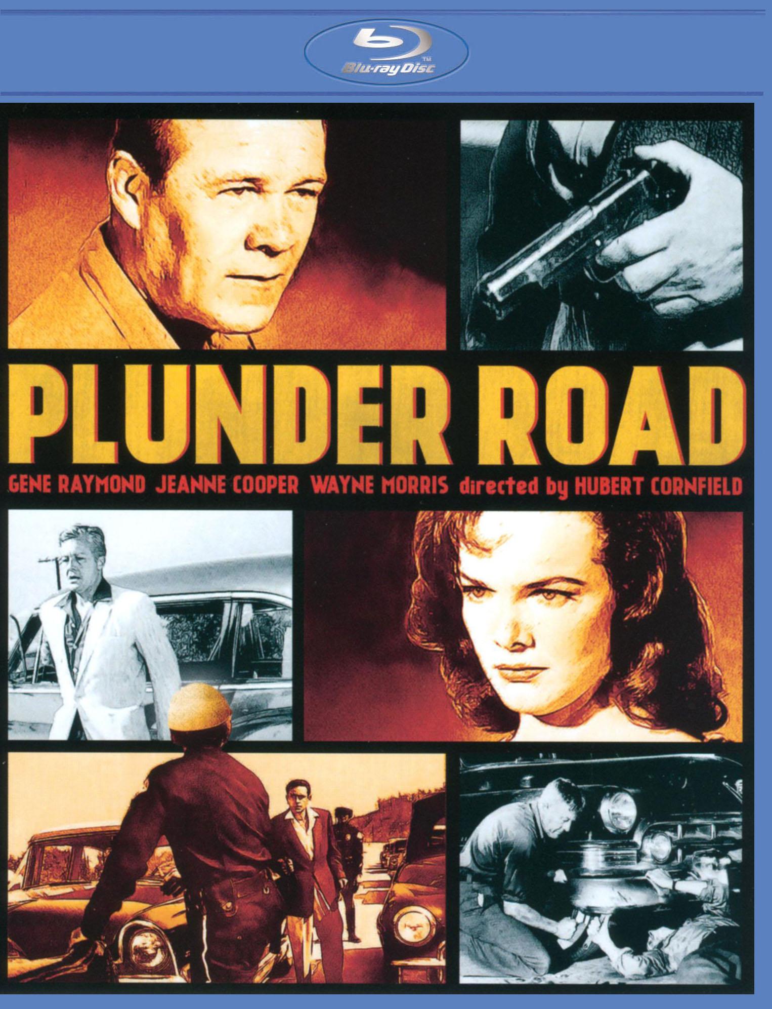 Plunder Road [blu-ray] 21701195