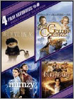 Family Fantasy Collection: 4 Film Favorites [4 Discs] (dvd) 21711796