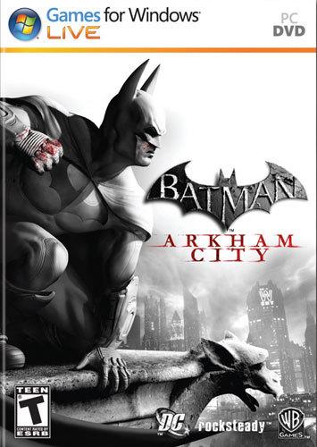 BATMAN: ARKHAM CITY 2173083...